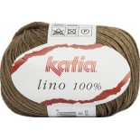 Lino 100% 26 - Caqui