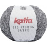 Big Ribbon Jaspe 201 - Gris-Blanco