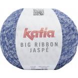 Big Ribbon Jaspe 210 - Azul-Blanco