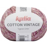 Cotton Vintage 62 - Rosa-Beige