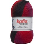 Darling Socks 50 - Rojo