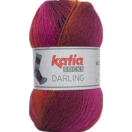 Darling Socks 51 - Fucsia
