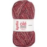 Komfort Tweed 58 - Rojo