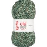 Komfort Tweed 61 - Verde