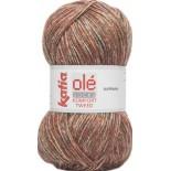 Komfort Tweed 67 - Teja-Verde-Amarillo