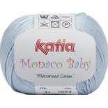 Mónaco Baby 43 - Celeste claro