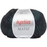 Matiz 211 - Turquesa Negro