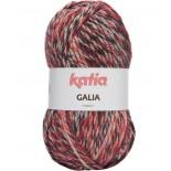 Galia 77 - Rojo - Gris - Negro