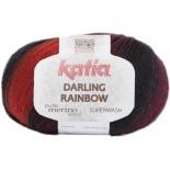 Darling Rainbow 302 - Rojos-Negros-Lilas
