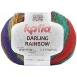 Darling Rainbow 306 - Verdes-Naranjas
