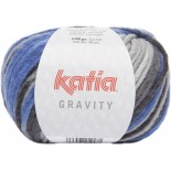Gravity 63 - Azul Royal-Gris