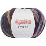 Kyoto 60 - Negro-Azul-Fucsia