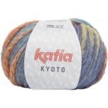 Kyoto 62 - Turquesa-Azul-Rojo