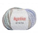 Kyoto 64 - Beige-Gris-Azul