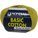 Basic Cotton 131 - Mostaza