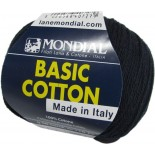Basic Cotton 126/42 - Azul Marino