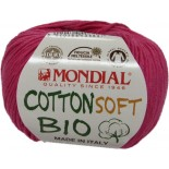 Cotton Soft Bio 120/100 - Fucsia