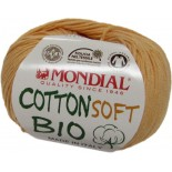 Cotton Soft Bio 160 - Albaricoque