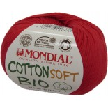 Cotton Soft Bio 27 - Rojo