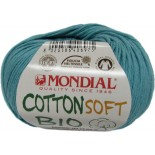 Cotton Soft Bio 166 - Agua