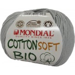 Cotton Soft Bio 207 - Gris