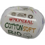 Cotton Soft Bio 166 - Turquesa