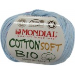 Cotton Soft Bio 296 - Azul