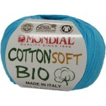 Cotton Soft Bio 522 - Turquesa
