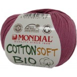 Cotton Soft Bio 865 - Rosa Oscuro