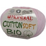 Cotton Soft Bio 906 - Rosa Claro
