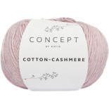 Cotton Cashmere 50 - Rosa