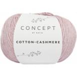 Cotton Cashmere 50 - Rosa