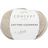 Cotton Cashmere 55 - Camel