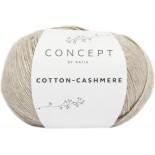 Cotton Cashmere 54 - Beige