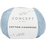 Cotton Cashmere 57 - Turquesa