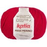 Maxi Merino 4 Rojo