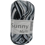 Sunny Multi 401 - Blanco-Negro-Grises