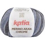 Merino Aran Chrome 250 - Tejano-Gris