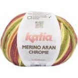 Merino Aran Chrome 253 - Coral-Rosa