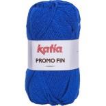 Promo Fin 0163 Azul Pavo Real