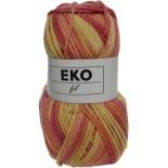 EKO fil 302 - Lila-Naranja-Verde
