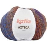 Azteca 7856 Marrón-Negro-Beige-Granate