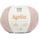 Baby Soft 3,5 25 - Rosa Pastel