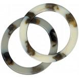 Asas Circulares 13cm.
