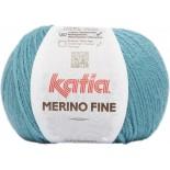 Merino Fine 34 - Turquesa
