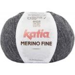 Merino Fine 23 - Gris oscuro