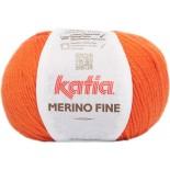 Merino Fine 14 - Naranja
