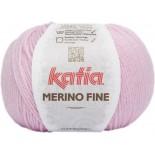 Merino Fine 6 - Rosa