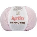Merino Fine 7 - Rosa bebé