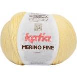 Merino Fine 9 - Amarillo claro